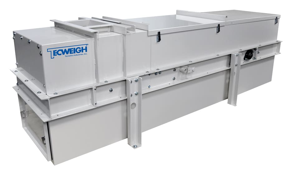 Tecweigh's Weigh Belt Feeders
