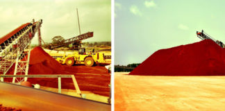 Iron Ore Mining in Africa with Thor Global