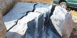 Rock Splitting Mortar