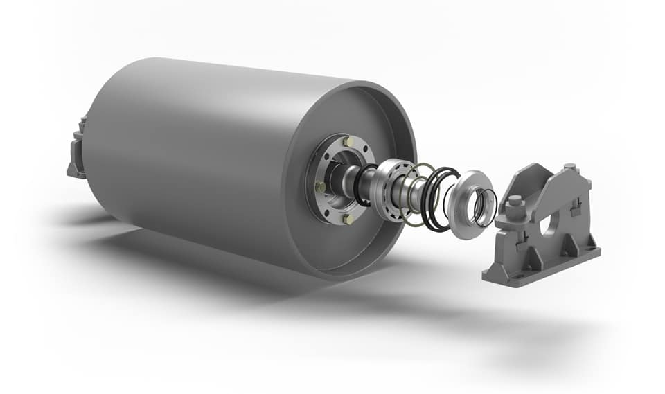 PPI's Static Shaft Pulley